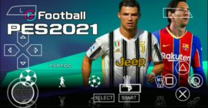 Télécharger Pes 2021 psp iso english download CAMÉRA PS5
